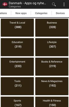 Danish apps and tech news apk screenshot