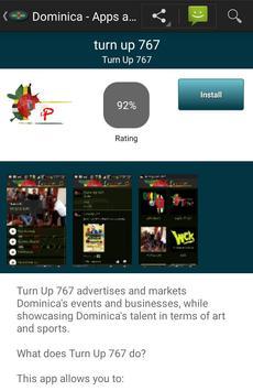 Dominican apps and tech news apk screenshot