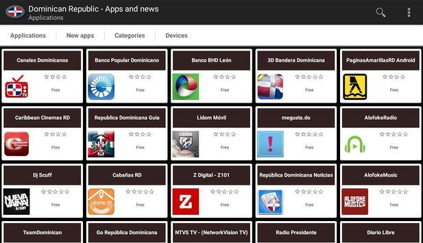 Dominican apps and tech news screenshot 3