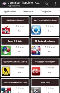 Dominican apps and tech news poster