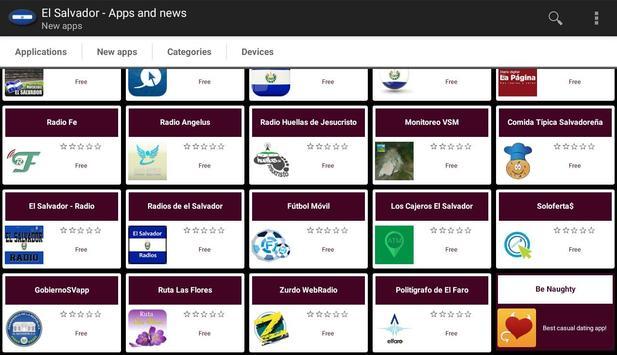 Salvadoran apps and tech news screenshot 4