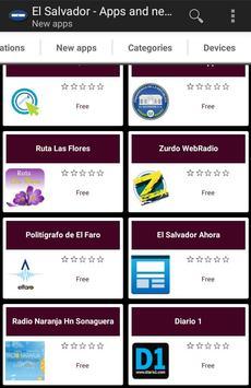 Salvadoran apps and tech news screenshot 1