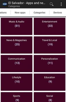 Salvadoran apps and tech news screenshot 2