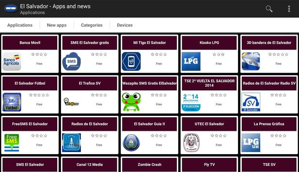 Salvadoran apps and tech news screenshot 3