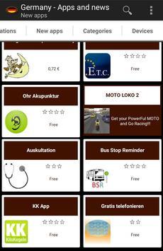 German apps and tech news apk screenshot