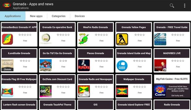 Grenadian apps and tech news screenshot 3