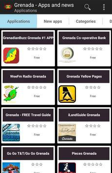 Grenadian apps and tech news poster