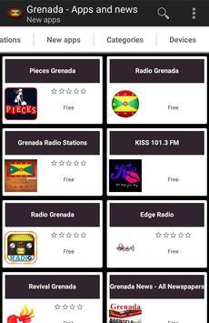 Grenadian apps and tech news apk screenshot