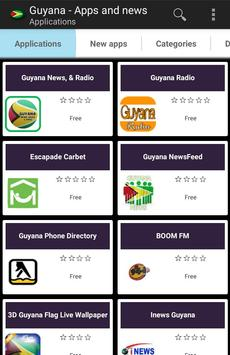 Guyanese apps and tech news poster