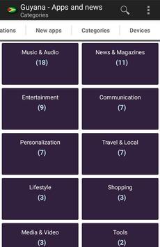 Guyanese apps and tech news screenshot 2