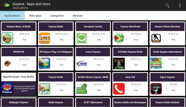 Guyanese apps and tech news screenshot 3
