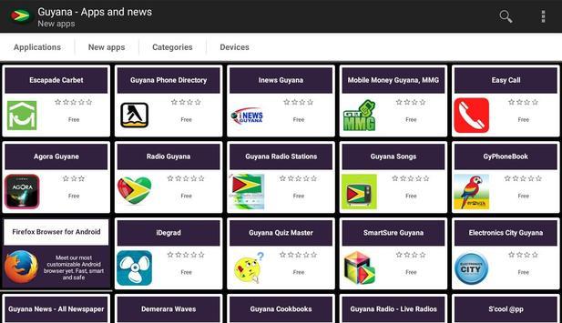 Guyanese apps and tech news screenshot 4