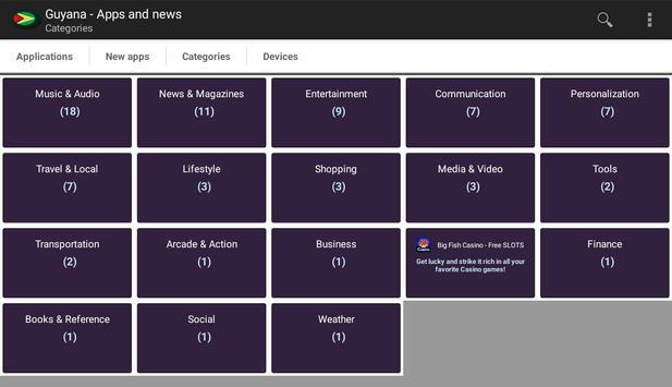 Guyanese apps and tech news screenshot 5