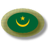 Mauritanian apps icon