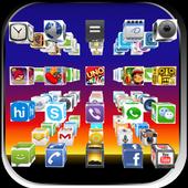 3D LAUNCHER VS icon