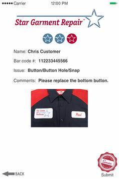 Star Garment Repair apk screenshot
