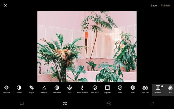 VSCO apk screenshot