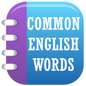 Common English Words icon