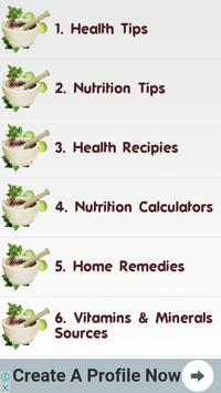 Health Tips Offline apk screenshot
