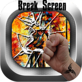 BREAK SCREEN ON TOUCH icon