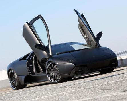 Puzzle Lamborghini MurcelagoLP apk screenshot