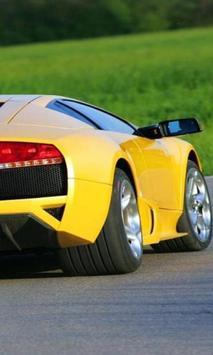 Puzzle Lamborghini MurcelagoLP poster
