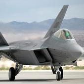 Puzzle Lockheed Boeing F22 Rap icon