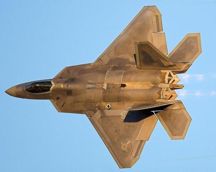 Puzzle Lockheed Boeing F22 Rap apk screenshot