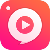 Vshow-share wonderful moments with short videos icon