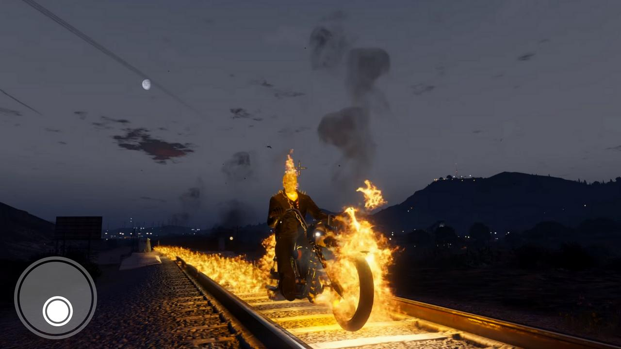 Ghost Rider 3D for Android - APK Download