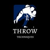 throw technique icon