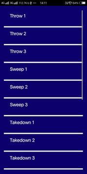 throw technique screenshot 2