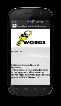 App Marketing screenshot 5