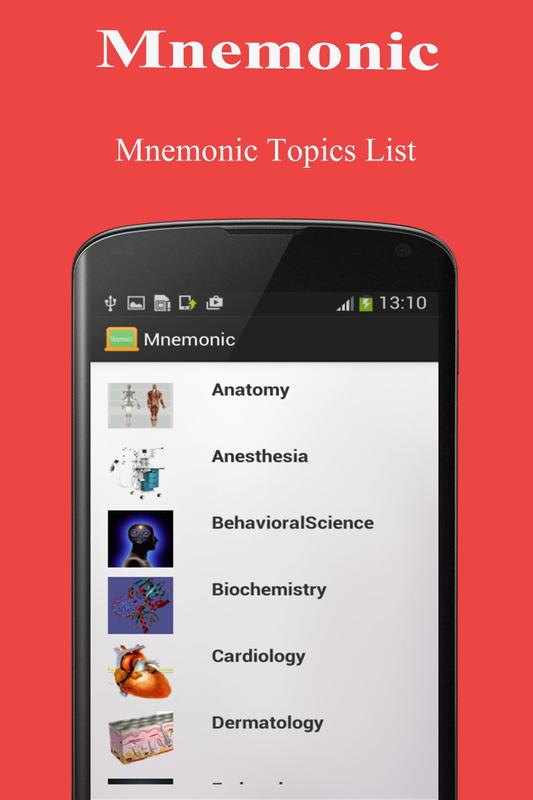 Mnemonic APK Download - Free Education APP for Android | APKPure.com