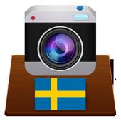 Cameras Sweden icon