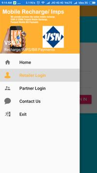 VSN apk screenshot