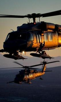 Helicopter Wallpapers apk screenshot