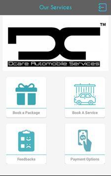 Dcare Automobile Services poster