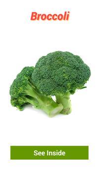 Vegetables screenshot 1