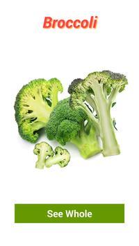 Vegetables screenshot 2