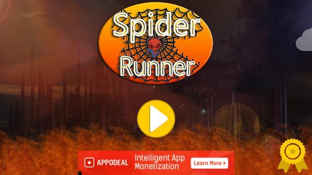Spider Runner poster