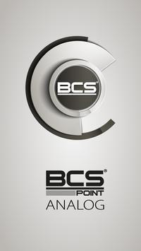 BCS Point Analog poster