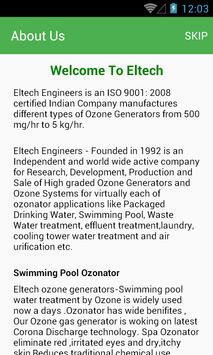 Eltech Ozone Generator App for Android - APK Download