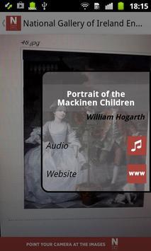 National Gallery of Ireland screenshot 1