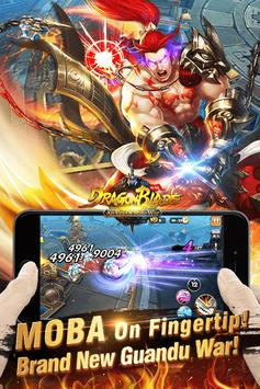 Dragon Blade - New Version War poster