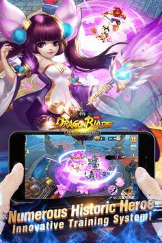 Dragon Blade - New Version War apk screenshot