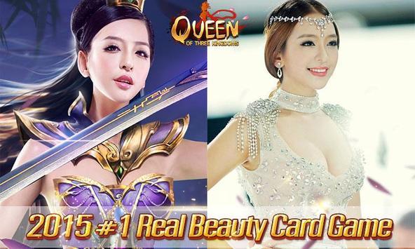 Queen of Three Kingdoms III poster