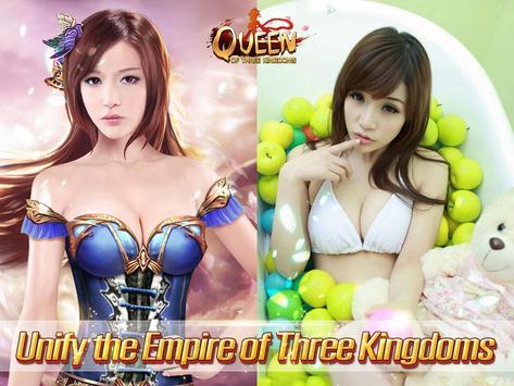 Queen of Three Kingdoms III apk screenshot