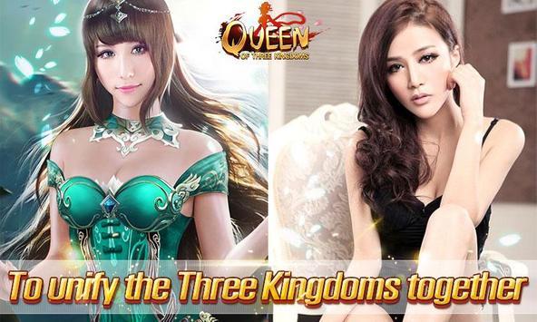 Queen of Three Kingdoms Ⅵ apk screenshot