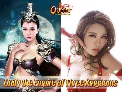 Queen of Three Kingdoms apk screenshot